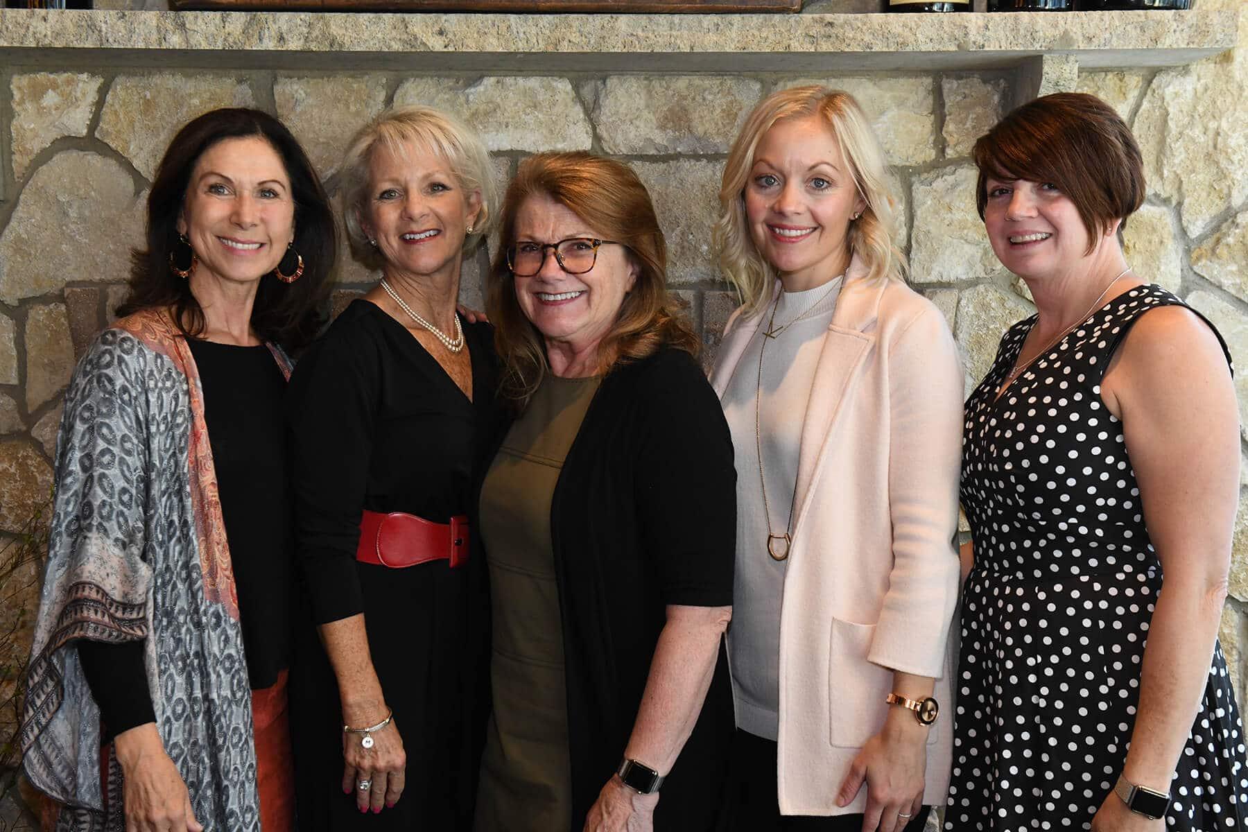 The 2019 Alliance Committee pictured above L to R: Mrs. Ellyn Hutton, Ms. Michelle Schneider, Mrs. Carmen Hupp, Mrs. Kristen Reddinger and Mrs. Angela Henderson